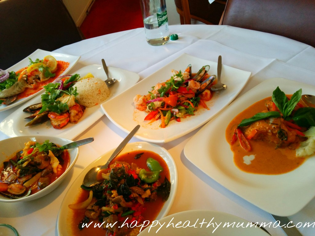 Blue Orchid Thai Restaurant